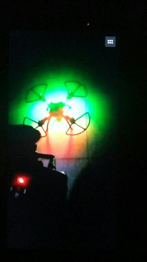 【新品折叠定高版】优迪遥控飞机无人机 智能定高电动四轴航拍飞行 双电-白色 (WiFi高清实时FPV) 晒单图