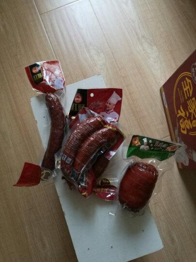 哈尔香 全家福礼盒 哈尔滨红肠 熏肘火腿香肠 1500g 晒单图