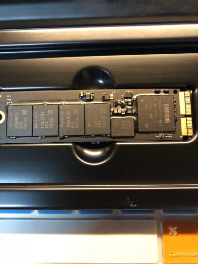 创见(Transcend)820苹果升级专用480G PCI-e接口 3D-TLC SSD固态硬盘(无外接盒) 晒单图