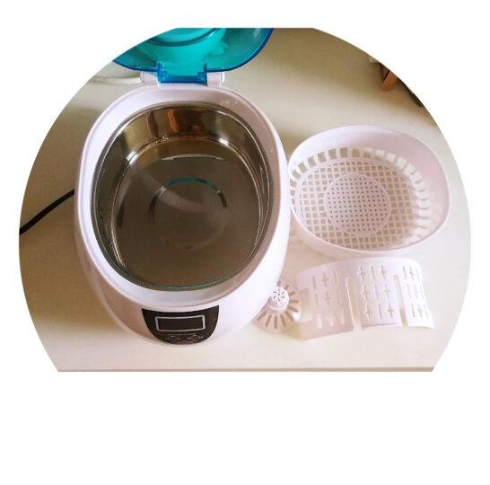【已清完】夏本 超声波水果蔬菜清洗机 便携式果蔬消毒机 家用迷你珠宝首饰眼镜手表清洗机 CE-5200A款 晒单图