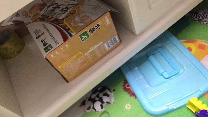 蒙牛 早餐奶核桃味利乐包 250ml×16盒 礼盒装 晒单图