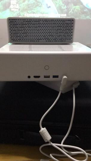 艾洛维(inovel)Me2 家用投影机 投影仪(1080P 左右梯形校正 开机自动对焦 小米电视系统  分体音箱) 晒单图