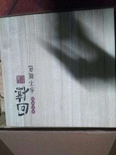 完美诉说 生日礼物 女生情人节礼物送女友diy相册纪念日送闺蜜母亲节礼物定制木刻画摆台照片 10寸白色相框(精美礼盒+贺卡) 晒单图