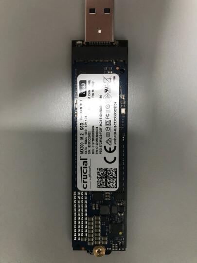 英睿达(Crucial)MX300系列 275G M.2 固态硬盘 晒单图
