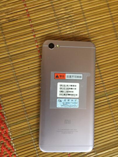 小米(MI) 红米Note5A 手机 全网通 铂银灰 (2G RAM+16G ROM) 晒单图