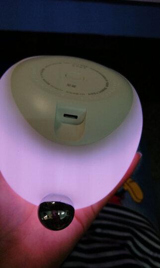 毕亚兹 USB水瓶加湿器 小夜灯 创意加湿器喷雾 便携保湿 适用于台式机/笔记本 A2-蓝 晒单图