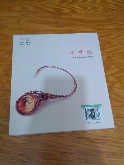 首饰绘飞乐鸟手绘教程书籍 首饰手稿绘画设计教材宝石珠宝首饰设计绘