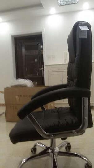 喜兔(Merry-Rabbit) 电脑椅家用老板椅办公椅皮椅转椅大班椅MR-9928 真皮定制 弓形脚 晒单图