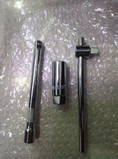火花塞套筒 扳手 汽车火花塞拆装工具 拆卸工具 汽修工具 16/21MM 21MM-加长款 晒单图