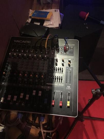Yacare 雅桥 Y12 15寸 KTV音响套装 家庭点歌机功放音箱家用卡拉OK 低音炮 豪华套装 晒单图