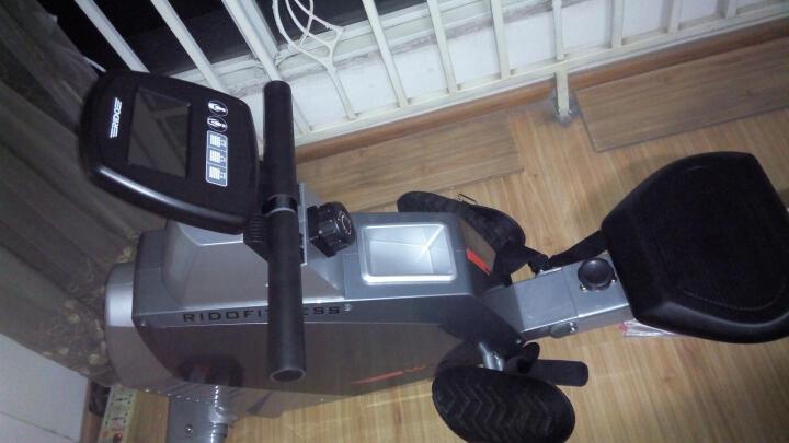 XTERRA 美国司特拉划船机纸牌屋电磁控家用原装进口划船器 健身器材 晒单图