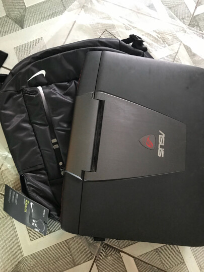 耐克(NIKE)双肩包 中性运动包 旅行电脑包 BA5241-010 晒单图