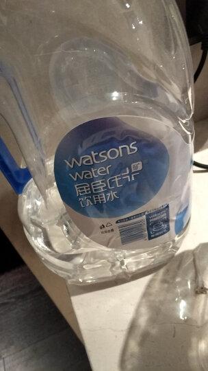 屈臣氏(Watsons) Watson's屈臣氏 饮用水 矿泉水家庭饮用水4.5L*4桶 晒单图