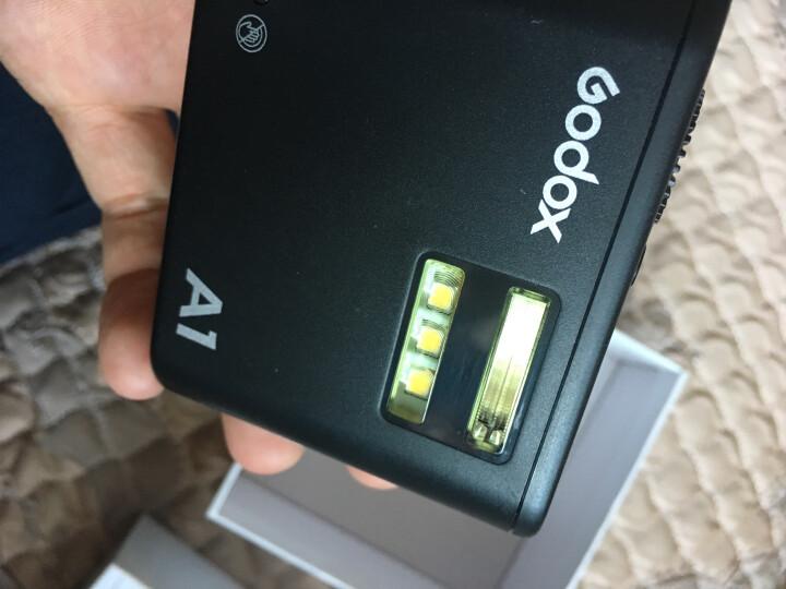 神牛(Godox)A1 手机闪光灯 摄影灯 晒单图