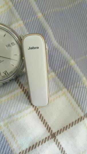捷波朗(Jabra)Boost/劲步 超长待机  商务手机蓝牙耳机 开车通话 迷你小型 金绿色 晒单图