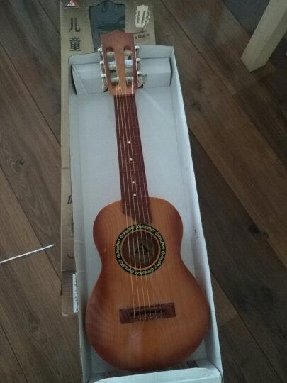 六美(LIUMEI) 尤克里里初学者乌克丽丽小吉他儿童乐器 六弦真丝-仿黄花梨68cm 晒单图