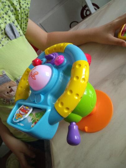 汇乐玩具(HUILE TOYS) 汽车玩具卡车工程车校园巴士全能救护车警车男孩女孩玩具 汇乐789工具卡车 晒单图