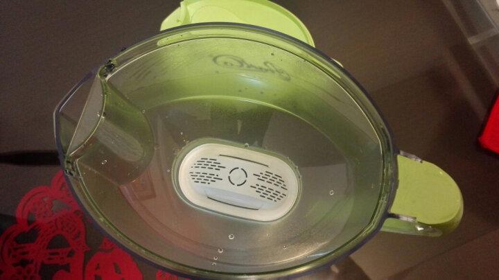PearlCo 波尔德 德国进口净水壶净水器家用 过滤水壶滤水器 4升 Family系列 烟灰 晒单图