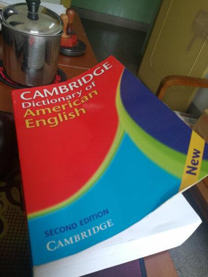 Cambridge Dictionary of American English (2nd Edition) 剑桥美国英语词典 英文原版 晒单图