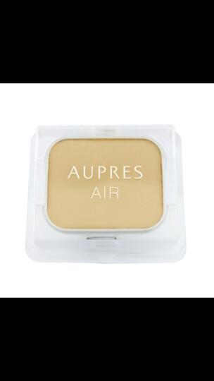 欧珀莱(AUPRES) 轻盈倍润粉饼SPF20 PA++遮瑕自然妆效 粉芯#OC00象牙白 晒单图