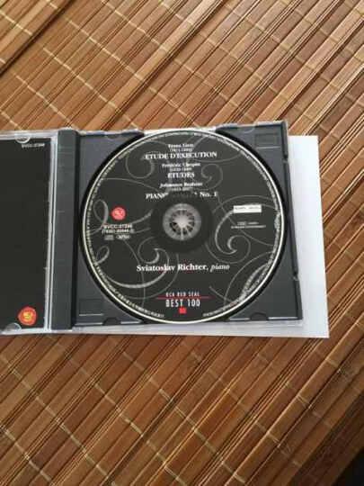 李斯特 肖邦 勃拉姆斯:钢琴精选(CD) 晒单图