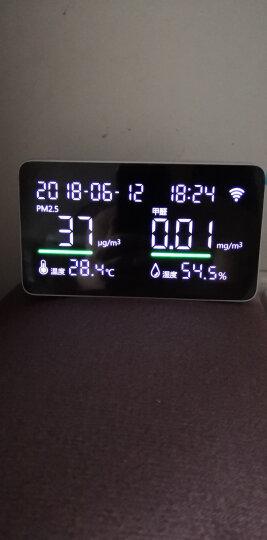 斐讯空气管家悟空M1 空气检测仪 家用室内甲醛 PM2.5 干湿度监测仪器 AM1 晒单图