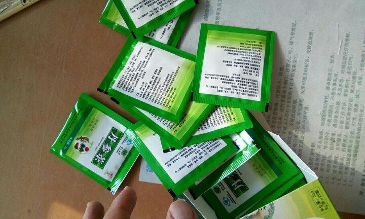 济福生牌 中江丹参茶20包/盒 降血脂耐缺氧可搭配降血糖血压三高药三七丹参保心茶养生茶 8盒 80包 晒单图