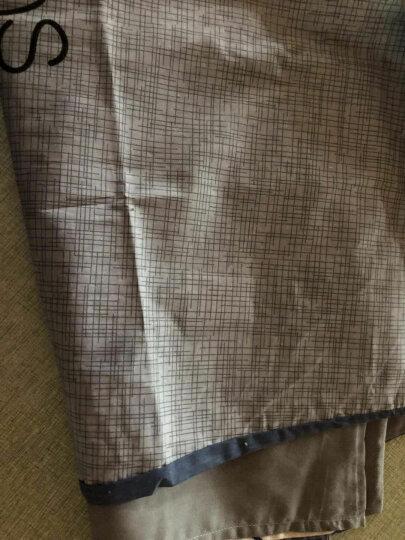 茜丽雅【一对装】纯棉枕套枕头套全棉一对套装秋冬48*74单人 都市密码 48*74(一对装) 晒单图