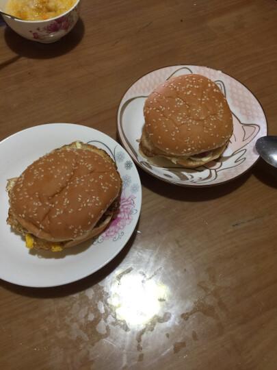 乐芝牛 汉堡车达切片奶酪 200g(10片装 再制干酪) 晒单图