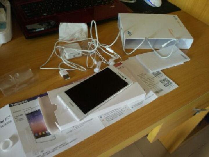 华为 Ascend P7-L05\/L07 4G手机(白色)TD-LTE