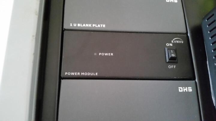 KVNVU 开由1进3出电源模块 弱电箱 家用 套装 光纤 多媒体集线箱信息箱 12V变压器 晒单图