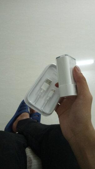 【京东配送】魅族原装充电器mx5 mx4 pro 魅蓝3s Max Note5快充头数据线 魅族快充12V2A单头 晒单图
