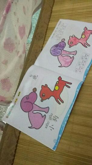 宝宝涂色书涂色本2-3-4-6周岁儿童填色本画画绘画涂鸦画宝宝早教 全套12册 赠普通蜡笔1盒 晒单图