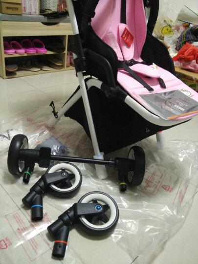 ?爱贝丽(IBelieve)婴儿推车儿童手推车伞车超轻便易折叠可坐可躺高景观新生儿童车冬夏宝宝婴儿车 2代莱茵河(0-3岁) 晒单图