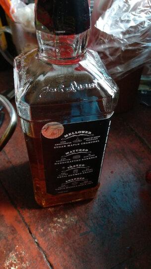 杰克丹尼(Jack Daniel`s)洋酒 杰克丹尼 威士忌 限量版 吉他礼盒 700ml 晒单图
