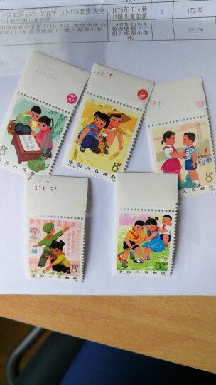 钱邮网中国邮票1975--1978年T13-T24套票大全 1976年 T18 工农兵上大学邮票 晒单图