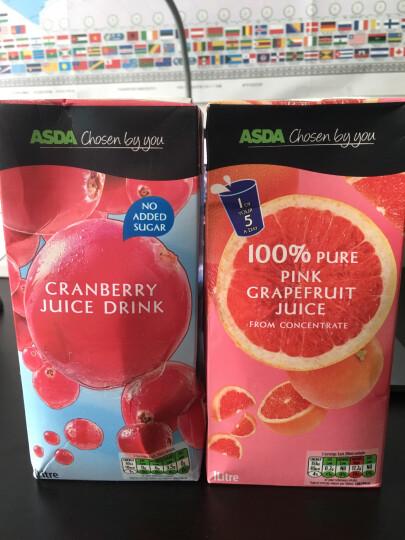 【沃尔玛】ASDA 英国进口 果汁饮料 葡萄柚汁 1L 晒单图