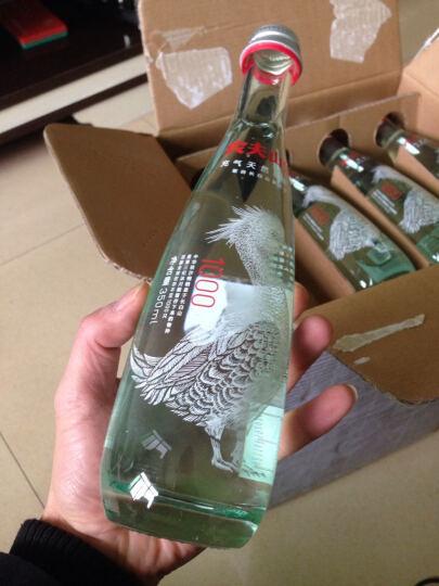 农夫山泉 高端充气天然矿泉水(玻璃瓶)350ml*24瓶 整箱(图案随机) 晒单图