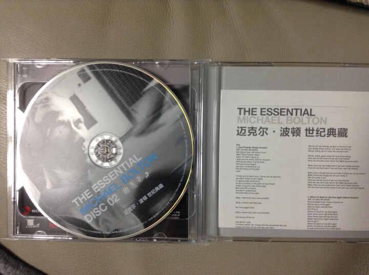 迈克尔·波顿:世纪典藏(2CD) 晒单图