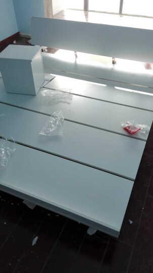 择木宜居 储物床头柜 边几 收纳柜 浅橡色 一个床头柜 晒单图