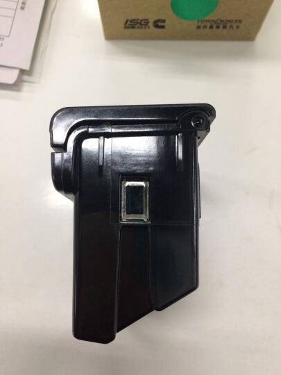 福田欧曼汽车配件 欧曼ETX车门烟灰缸总成(黑色通用烟灰缸) F1B24961200016A0119-左边 晒单图