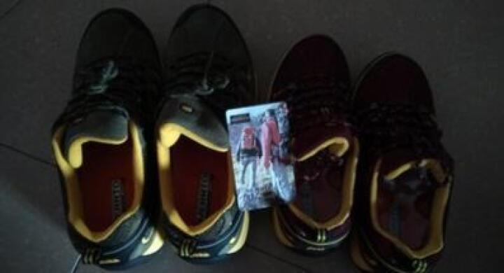 【下单立减10元】迈途夏季越野跑步鞋 徒步运动鞋户外男鞋女 防滑登 女_丁香紫 36 晒单图