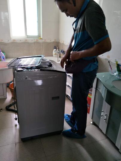容声(Ronshen) 186升 双门冰箱小型 家用节能 自感应温度补偿 门封保护 BCD-186D11D 晒单图