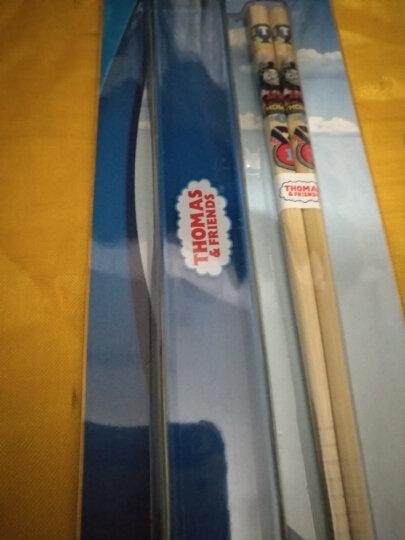 托马斯&朋友(Thomas&Friends)儿童餐具卡通筷子 学生旅行出行便捷式训练筷子 0306a 晒单图