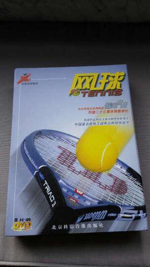 央视体育教学:网球05版(8DVD) 晒单图