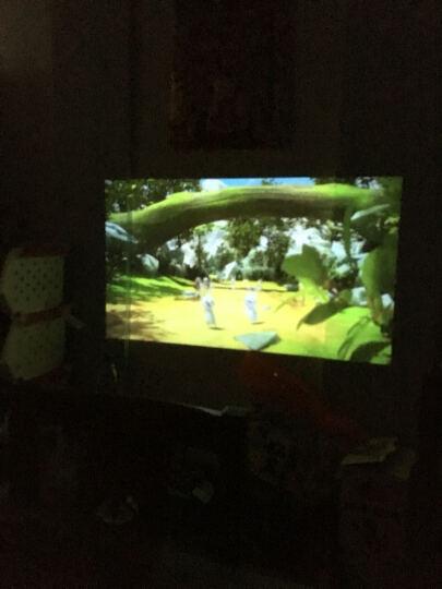 爱探险的朵拉 朵拉智能儿童投影仪故事机学习机婴幼儿宝宝益智玩具早教投影机儿童生日礼物 老款p60(8G+32G内存卡+大礼包+顺丰) 晒单图