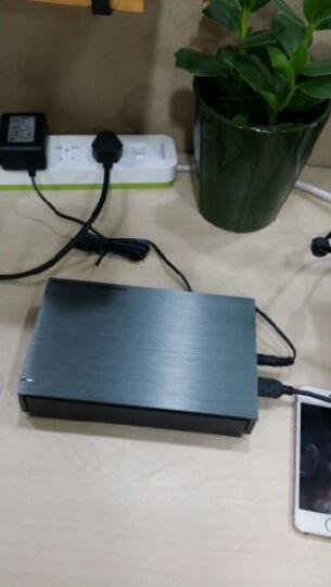 LaCie 保时捷 Porsche Design P'9230 3.5英寸 USB3.0 桌面硬盘 4TB (9000384) 晒单图
