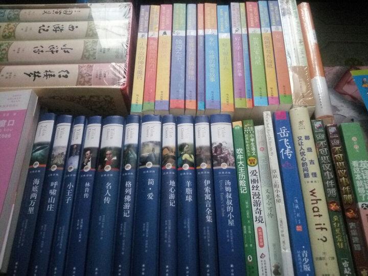 蓝鲸的眼睛(彩图注音版)/小学生语文新课标必读丛书 晒单图