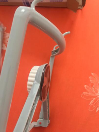 乐服吸盘洗脸盆挂架多用途浴室收纳挂架免打孔厨房置物架卫生间壁挂式面盆架 抹茶绿 晒单图