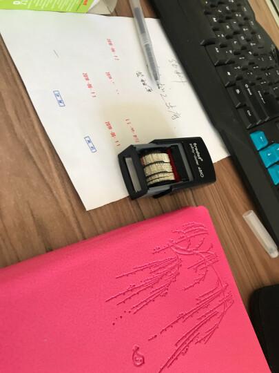 卓达4810日期印章回墨印章翻斗印章可调日期印章包装生产日期印章滚轮式印章数字印章生产日期印章 英文日历(印记颜色请留言) 晒单图